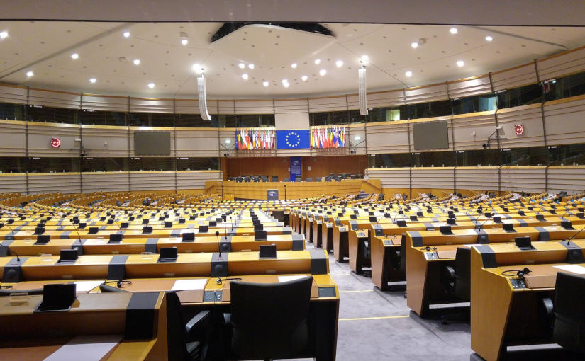 EU-Parlament in Brüssel